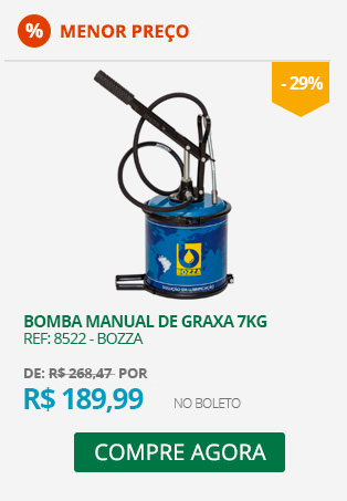 Bomba Manual de graxa