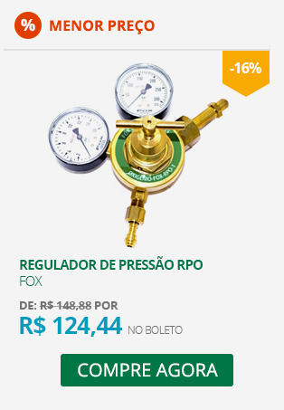 Regulador de Pressão