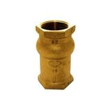 Válvula de Retenção Vertical Bronze 1.1/2 pol - Classe 200 BSP - MIPEL