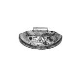 Contrapeso P/ Roda de Ferro 25G - SCHRADER