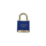 Cadeado Cor Azul SM 25mm - PADO