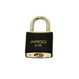 Cadeado Cor Preto SM 25mm - PADO