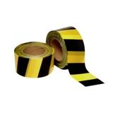 Fita Zebrada Preta/Amarela - Ref: FZ 200 - KCC