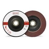 "Disco Flap 4.1/2""x7/8"" GR 60 - ROCAST"